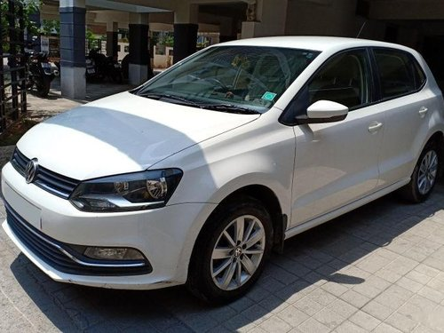 Used 2016 Volkswagen Polo 1.5 TDI Highline MT for sale-5