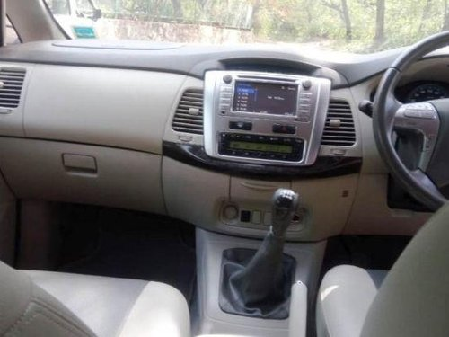 Used 2015 Toyota Innova 2.5 ZX Diesel 7 Seater MT for sale-18