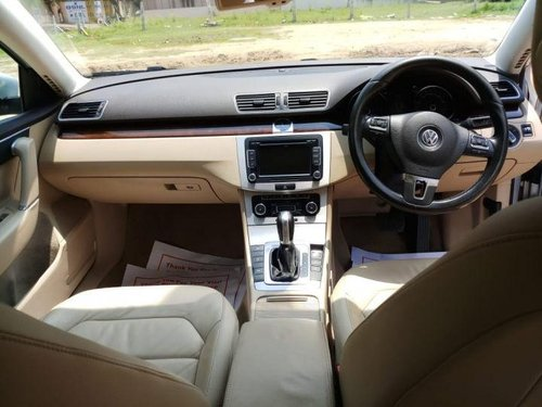 Volkswagen Passat Diesel Comfortline AT 2011 for sale-3