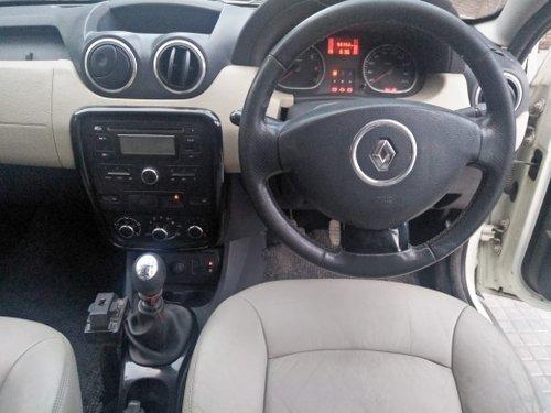 2013 Renault Duster RxZ Diesel for sale