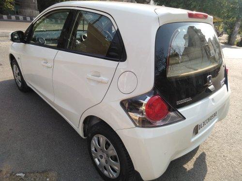 Secondhand 2014 Honda Brio S MT Petrol for sale in New Delhi