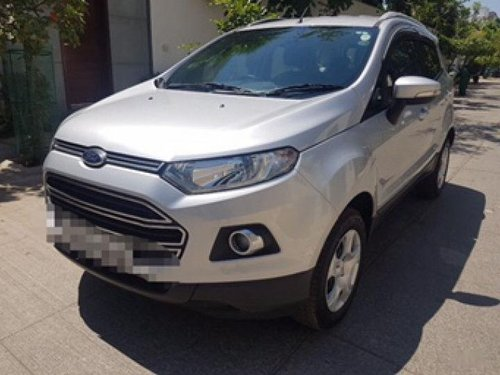 2016 Ford EcoSport  1.5 Diesel Trend Plus MT for sale-2