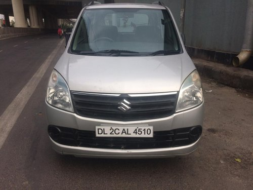 Used 2010 Maruti Suzuki Wagon R LXI Petrol MT for sale in New Delhi-0