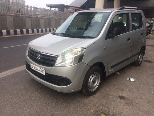 Used 2010 Maruti Suzuki Wagon R LXI Petrol MT for sale in New Delhi-4