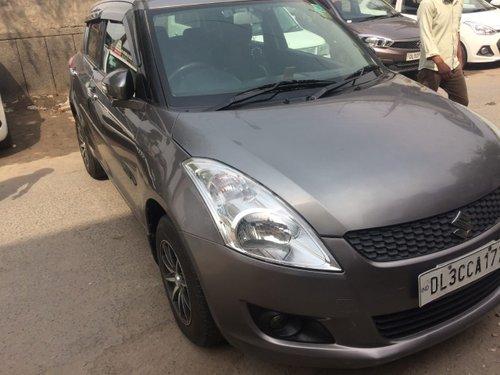 Used 2013 Maruti Suzuki Swift VDI Diesel MT for sale in New Delhi