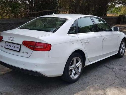 Audi A4 2014 2.0TDI AT for sale