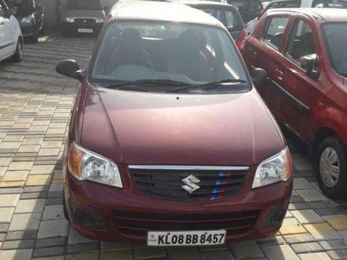 Used Maruti Suzuki Alto K10 car LXI MT at low price