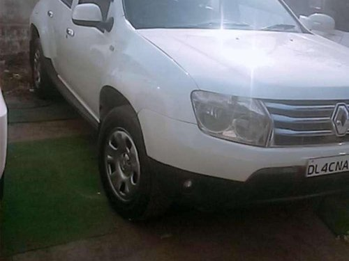 Renault Duster 110 PS RxZ Diesel, 2012, Diesel MT for sale