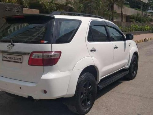 Toyota Fortuner 2011  4x4 MT for sale