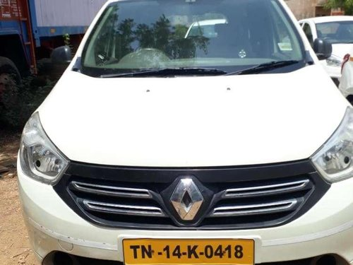 Used Renault Lodgy car 2017 MT for sale at low price