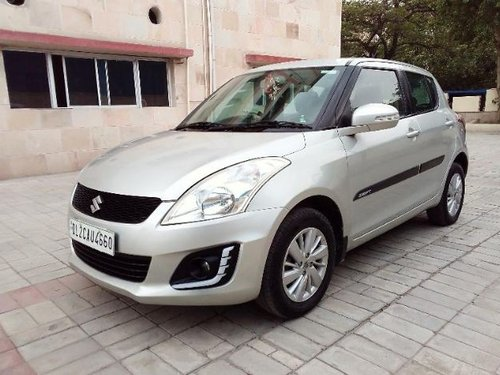 2014 Maruti Suzuki Swift ZXI Petrol MT for sale in New Delhi-3