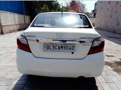 2017 Honda Amaze SX Diesel MT for sale in New Delhi