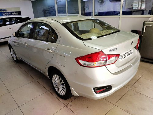 2016 Maruti Suzuki Ciaz VDI Plus Diesel MT for sale in New Delhi