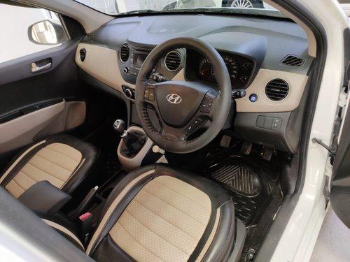 2014 Hyundai Xcent 1.1 CRDi SX Otpion Petrol MT for sale in New Delhi