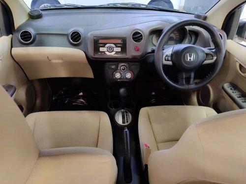 2014 Honda Amaze S i-Vtech Petrol AT  for sale in New Delhi