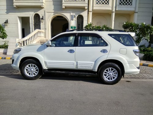 2013 Toyota Fortuner 4x2 Diesel MT  for sale in New Delhi