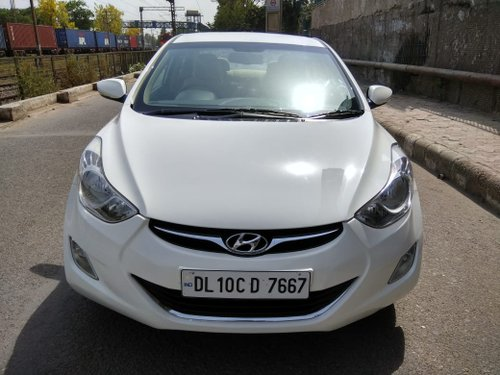 2013 Hyundai Elantra SX Petrol MT for sale in New Delhi