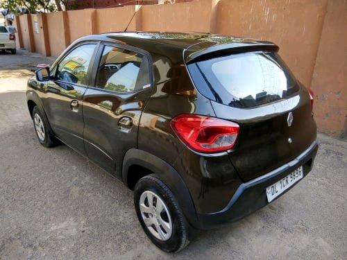 2016 Renault Kwid RXT Petrol MT for sale in New Delhi