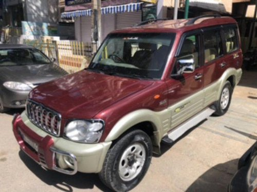 Used 2005 Mahindra Scorpio 2.6 SLX Turbo 7 Seater MT for sale