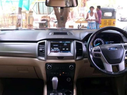 Ford Endeavour 2.2 Trend AT 4x2, 2016, Diesel for sale