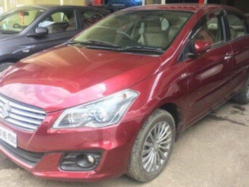 2019 Maruti Suzuki Ciaz MT for sale at low price