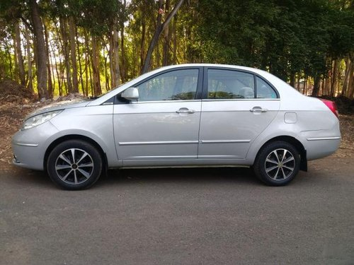 Used Tata Manza  ELAN Quadrajet BS III MT car at low price-2