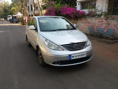 Used Tata Manza  ELAN Quadrajet BS III MT car at low price-6