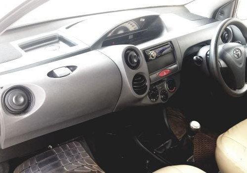 Used Toyota Etios Liva  Petrol TRD Sportivo MT car at low price