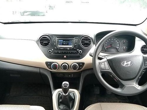 2015 Hyundai Grand i10  1.2 Kappa Sportz MT for sale at low price