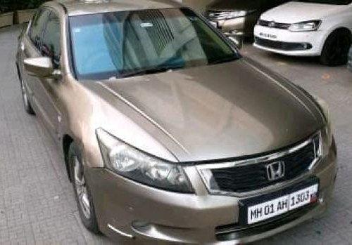Used Honda Accord 2.4 AT car at low price