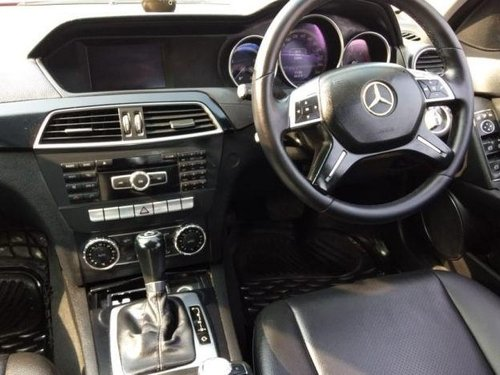 2013 Mercedes Benz C-Class  220 CDI AT for sale at low price