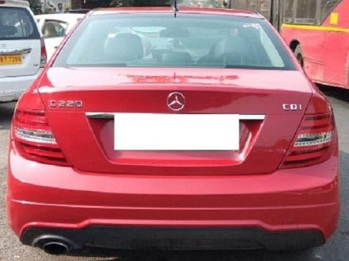 2013 Mercedes Benz C-Class  220 CDI AT for sale at low price-4