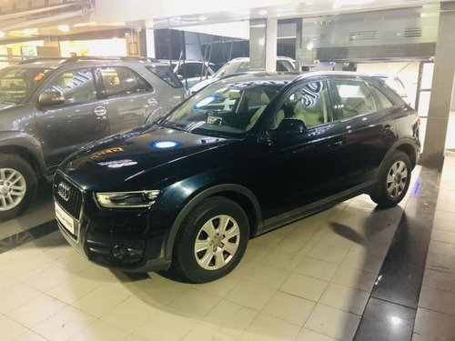 Used Audi Q3 MT car at low price