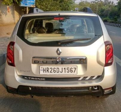 Used 2017 Renault Duster Petrol RXS CVT AT for sale