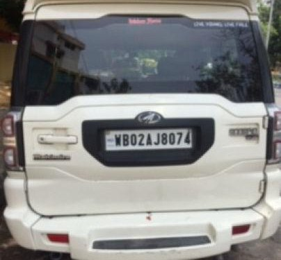 2016 Mahindra Scorpio S4 9 Seater MT for sale at low price
