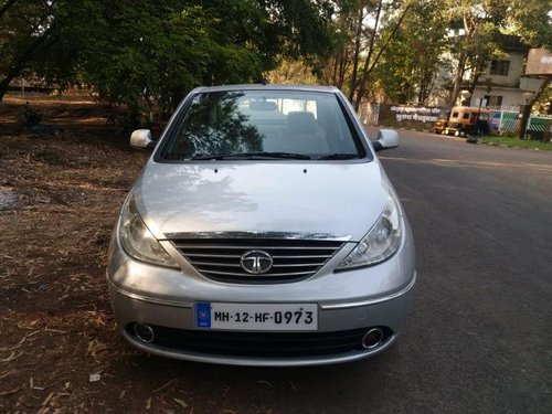 Used Tata Manza  ELAN Quadrajet BS III MT car at low price-0