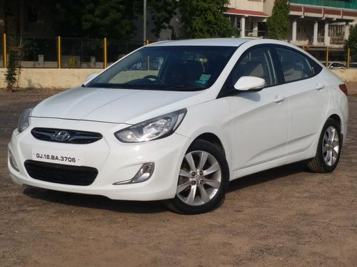 Used Hyundai Verna  1.6 SX VTVT MT car at low price