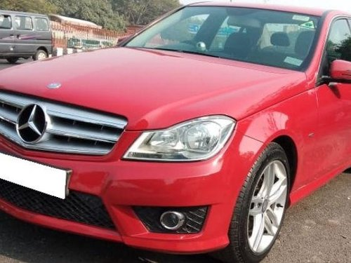2013 Mercedes Benz C-Class  220 CDI AT for sale at low price-7
