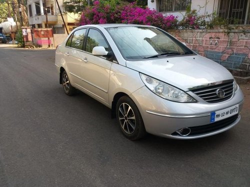 Used Tata Manza  ELAN Quadrajet BS III MT car at low price-3