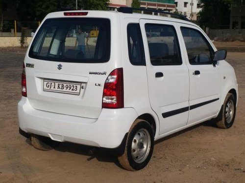 Used Maruti Suzuki Wagon R LXI MT car at low price