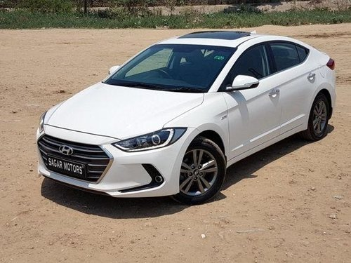 Used Hyundai Elantra 2.0 SX Option AT car at low price