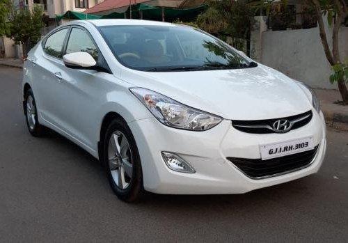 Hyundai Elantra CRDi SX MT for sale