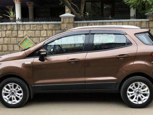 2015 Ford EcoSport  1.5 TDCi Titanium MT for sale