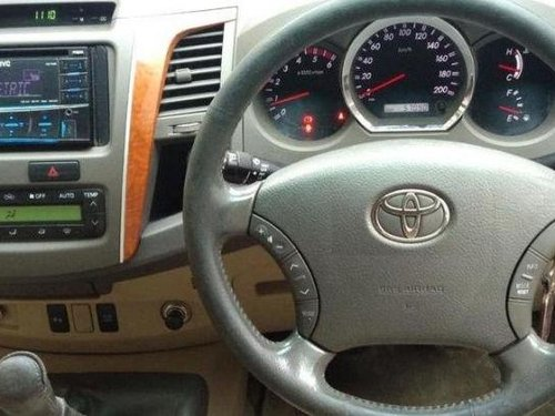 Toyota Fortuner 2.8 4WD MT for sale