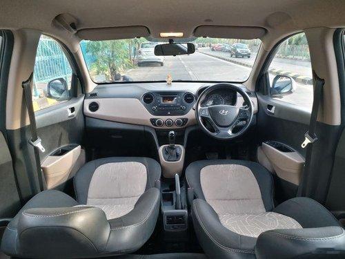 Used 2015 Hyundai i10 Asta AT for sale