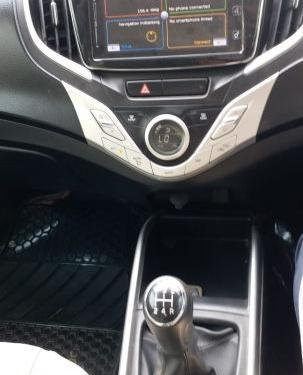 Maruti Baleno Alpha MT for sale