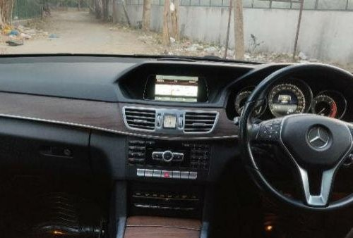 Mercedes Benz E Class AT 2014 for sale