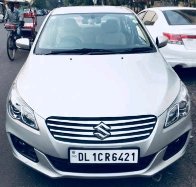 2016 Maruti Suzuki Ciaz ZDI SHVS Diesel MT for sale in New Delhi