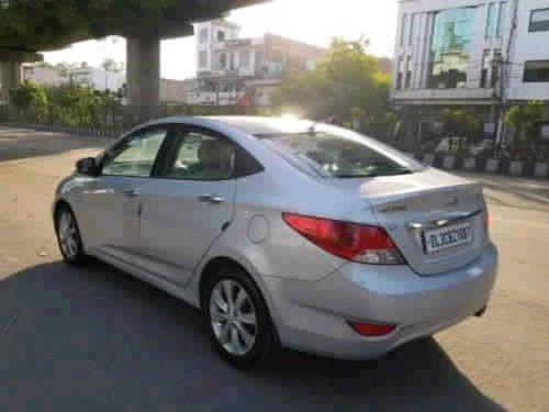 Used Hyundai Verna  1.6 SX VTVT AT car at low price