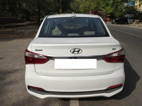 Used Hyundai Xcent 1.2 VTVT SX MT car at low price
